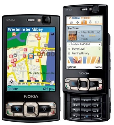 Nokia N95 8GB Version