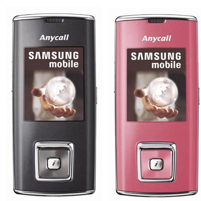 Samsung J608 Slider Phone