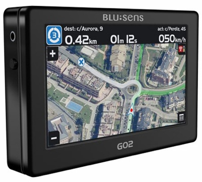Blusens G01, G02 GPS Devices
