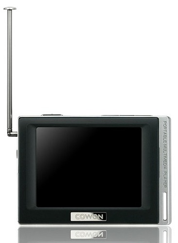Cowon D2TV PMP with 1Seg Tuner