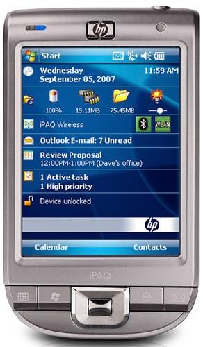 HP iPAQ 110