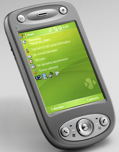 HTC P6300 PDA Phone