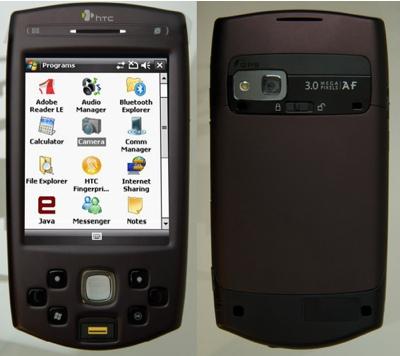 HTC P6500 PDA Phone