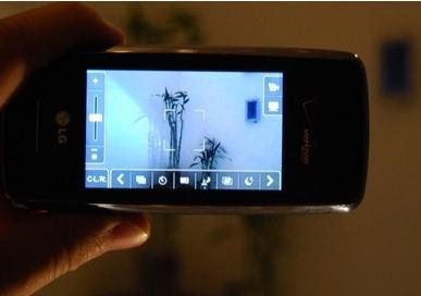 Verizon LG Voyager Touchscreen Phone