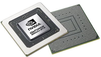 NVIDIA GeForce 8800M GTX / GTS GPUs for Notebook