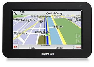 Packard Bell GPS Compasseo 700