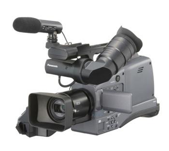 Panasonic AG-HMC70 AVCHD Camcorder