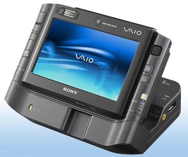 Sony VAIO UX490N UMPC
