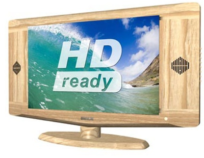 Swedx Tree-V Wooden TV