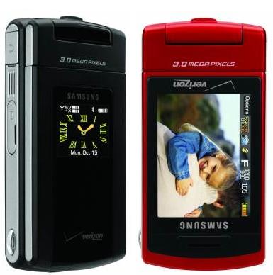 Verizon FlipShot / Samsung SCH-U900 Clamshell