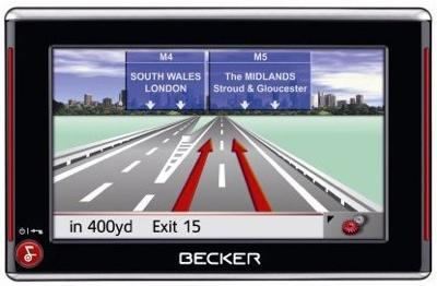 Becker Traffic Assist 7827