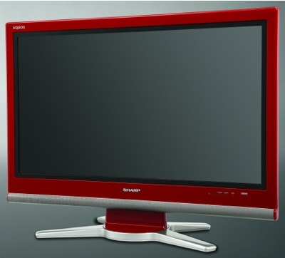 Sharp AQUOS LC-32GP3U LCD TV