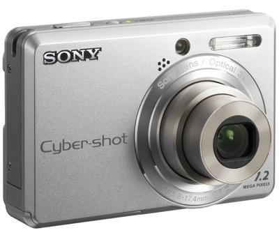 Sony Cyber-shot DSC-S730 Digital Camera