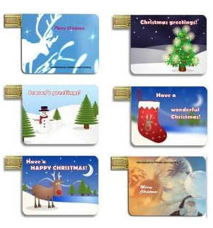 Walletex  Wallet Flash Drive Christmas Special