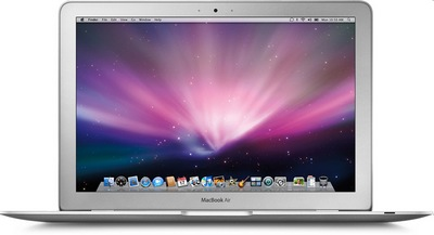 Apple MacBook Air - Thinnest Laptop