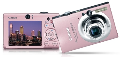 Canon PowerShot SD1100 IS Digital ELPH Camera