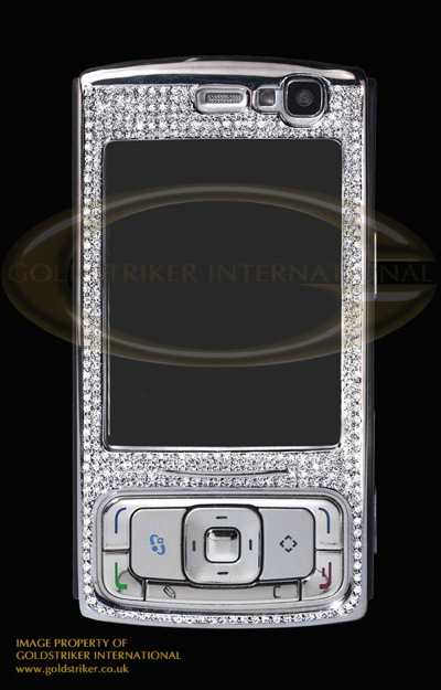 Nokia N95 8GB Diamond Edition