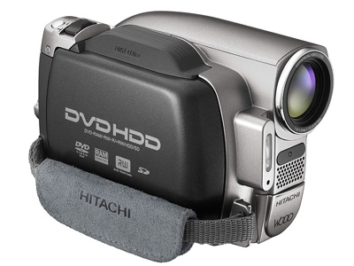 Hitachi Wooo DZ-HS803 and DZ-HS903 - HDD/DVD Hybrid Camcorder