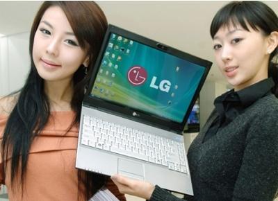 LG P300 U Laptop