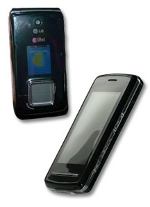 LG Vu and AX656 Mobile Phones