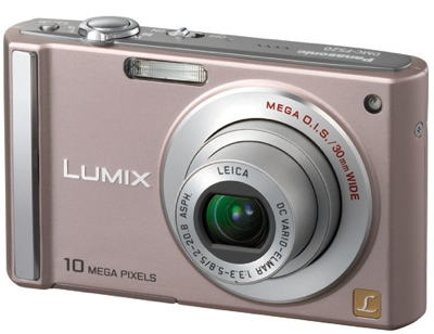 Panasonic Lumix DMC-FS20 Camera