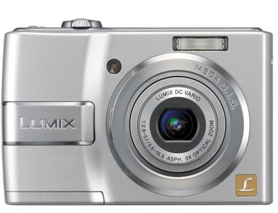 Panasonic Lumix DMC-LS80 Camera