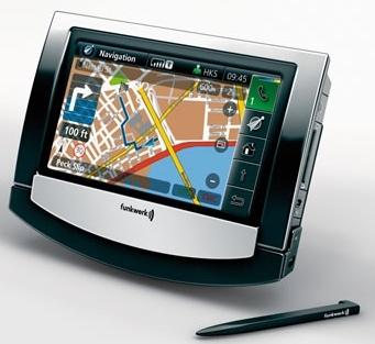 Raytel EGO Drive GPS device