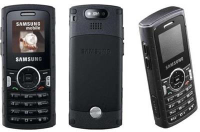 Samsung M110 Solid Rugged Phone