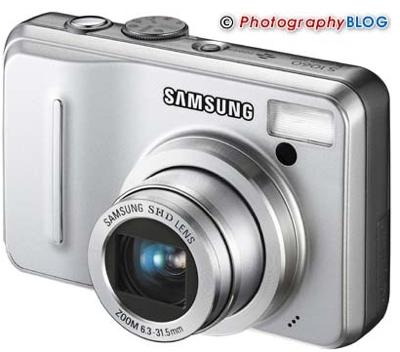 Samsung S1060 Camera