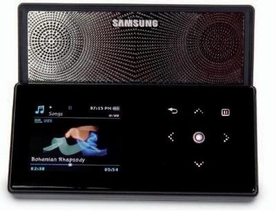 Samsung YP-S5 Music Player