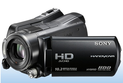 Sony HDR-SR11 HD Handycam Camcorder