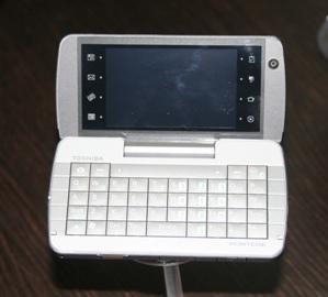 Toshiba Portege G910 PDA Phone