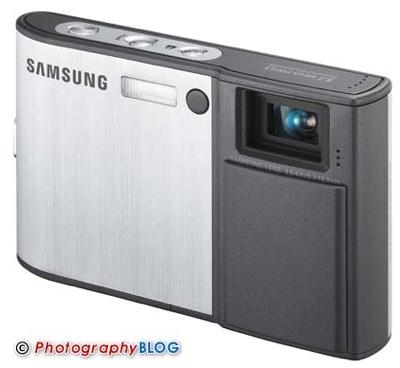 Samsung i100 PMP Cameras