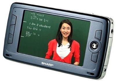 Sharp SP600 PMP