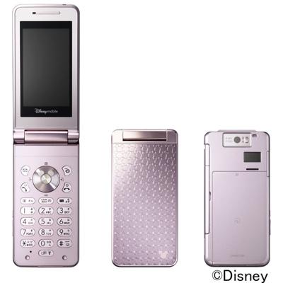 Disney / Sharp DM001SH Mobile Phone