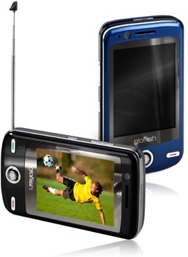 E-Ten Glofiish M810 and V900 PDA Phone