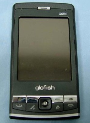 Eten Glofiish X650 PDA Phone