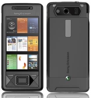 Sony Ericsson XPERIA X1 WM6 PDA Phone