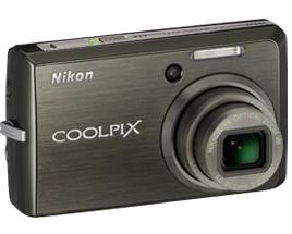 Nikon CoolPix S600 Compact Camera