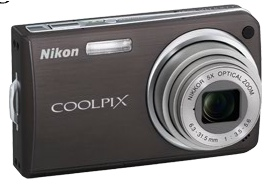 Nikon CoolPix S550 Compact Camera