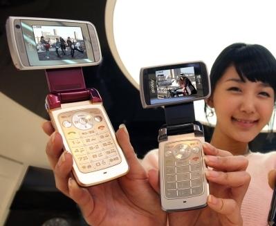 Samsung SCH-W350(SPH-W3500) Mobile Phone