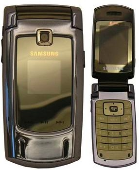 Samsung Muse Clamshell for Alltel
