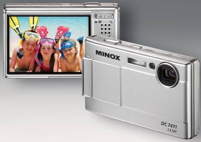 Minox DC 7411 is the Slimmest Minox DC