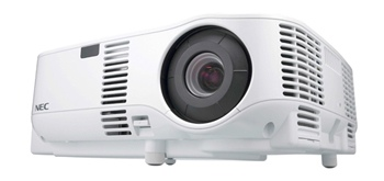 NEC VT800 Network-Ready Projector