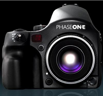 Phase One 645 medium format camera platform