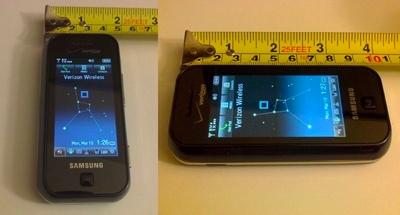 Samsung Glyde U940 for Verizon