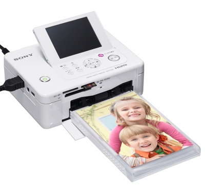 Sony Photo Printers with HDMI