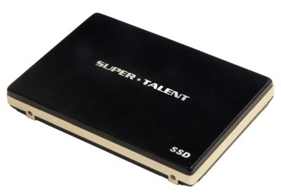 Super Talent Ships Thinnest 256GB SSD