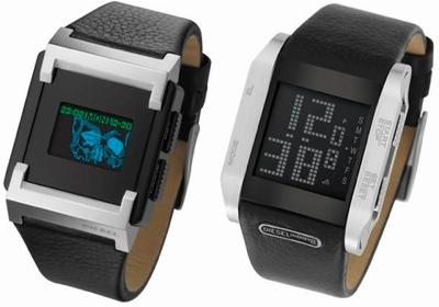 Diesel DZ7076 and DZ7086 OLED Watch