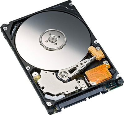 Fujitsu MHZ2 BJ - World's First 2.5-inch 7200RPM  320GB HDD